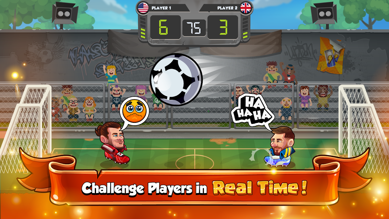Head Ball 2 The App Store android Code Lads