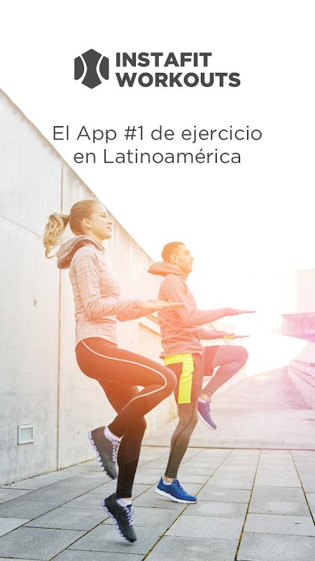 Screenshot InstaFit Workouts - Ejercicio en Casa APK