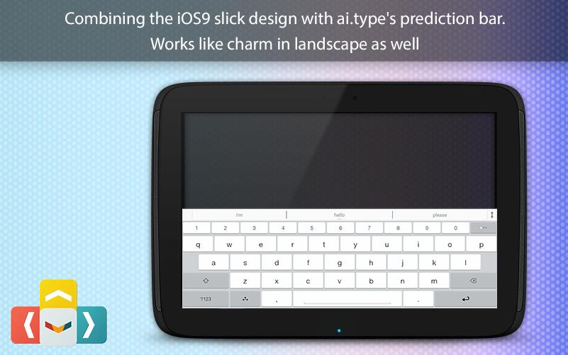 ai.type OS 12 Keyboard Theme The App Store