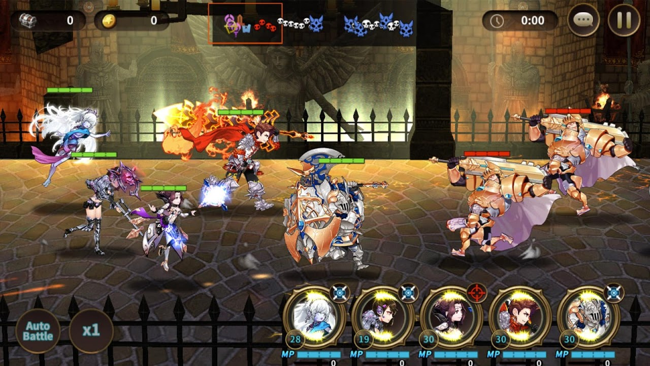 Chaos Chronicle The App Store
