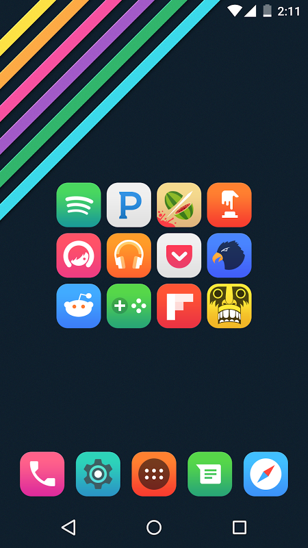 Pop UI - Icon Pack The App Store android Code Lads