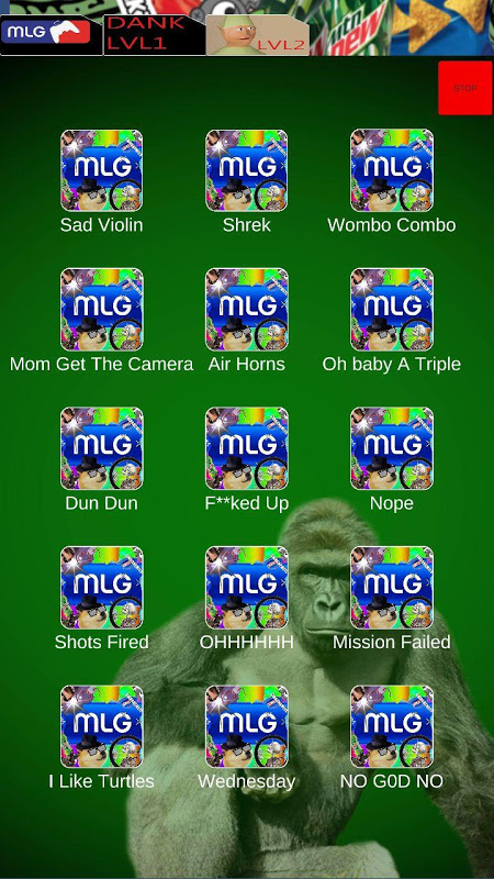 Screenshot MLG SOUNDBOARD -REALLYDANK- APK