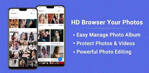 Photo Gallery HD & Editor