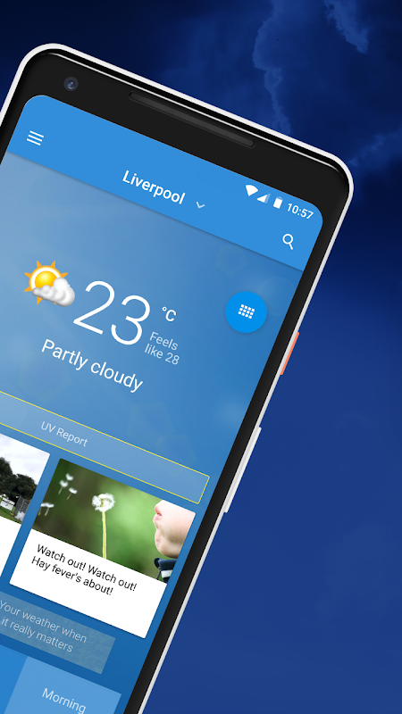 The Weather Network: Local Forecasts & Radar Maps The App Store android Code Lads