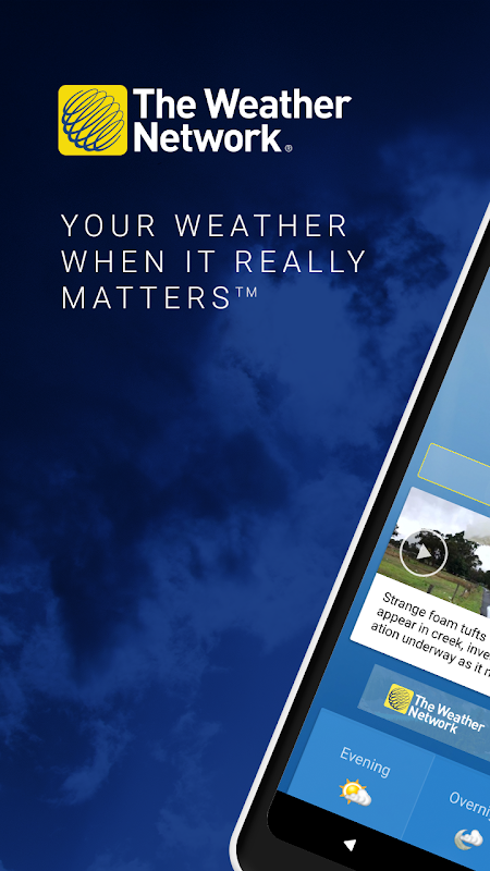 The Weather Network: Local Forecasts & Radar Maps The App Store