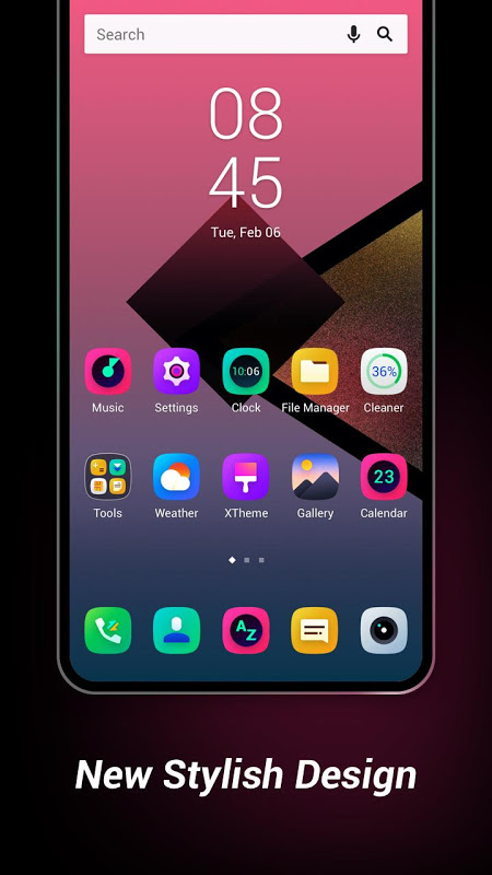 XOS Launcher(2020)- Customized,Cool,Stylish The App Store android Code Lads