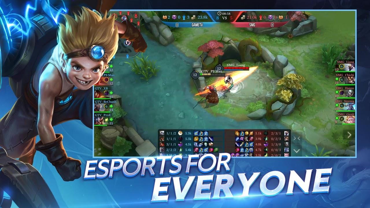 Screenshot Arena of Valor: 5v5 Arena Game APK