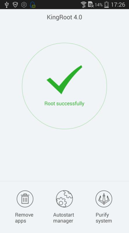 Screenshot King root APK