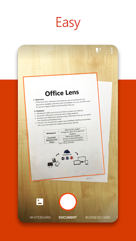 Microsoft Office Lens - PDF Scanner The App Store