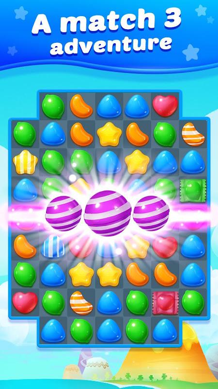 Screenshot Candy Fever APK
