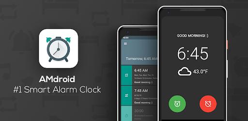 Smart Alarm Clock for Heavy Sleepers — Wake & Math