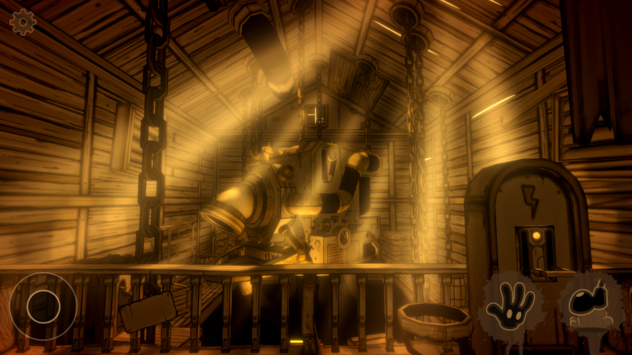 Screenshot Bendy and the Ink Machine APK