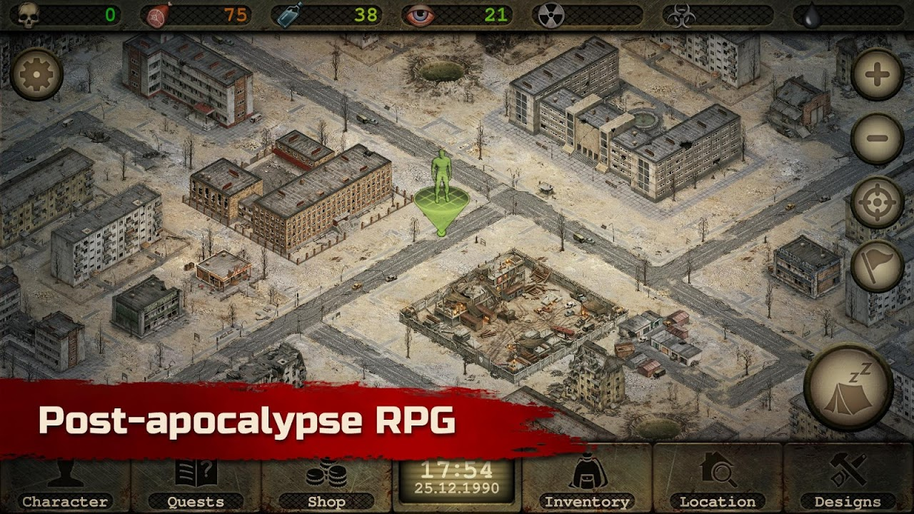 Day R Survival – Apocalypse, Lone Survivor and RPG The App Store