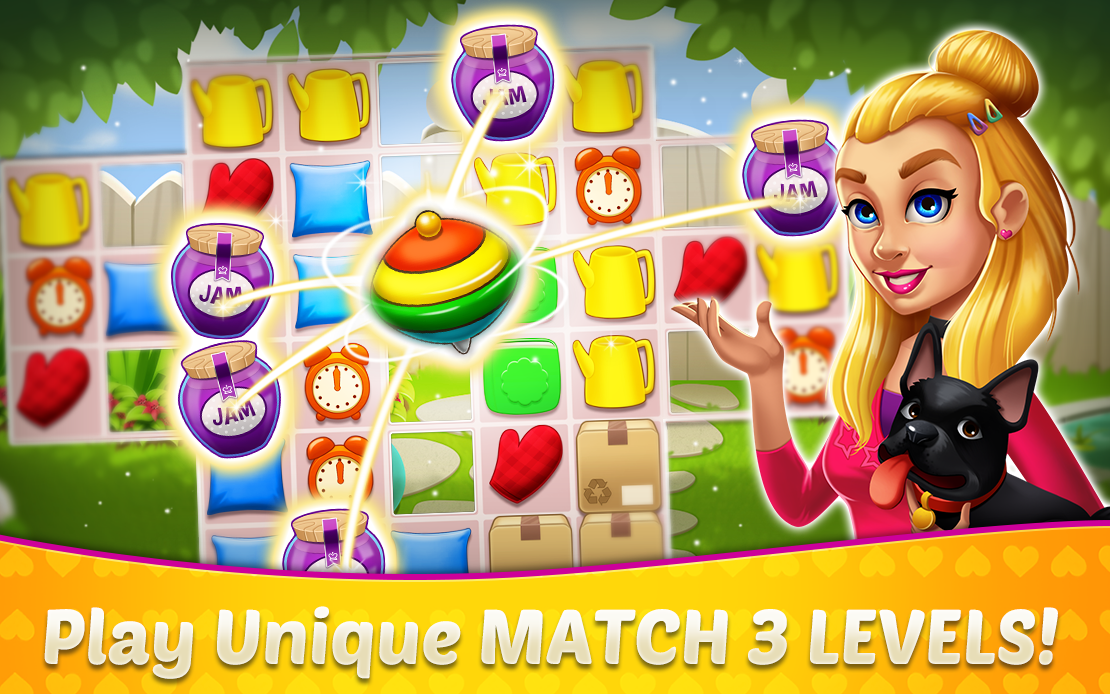 Home Sweet Home Design & Match 3 House Games Manor The App Store android Code Lads
