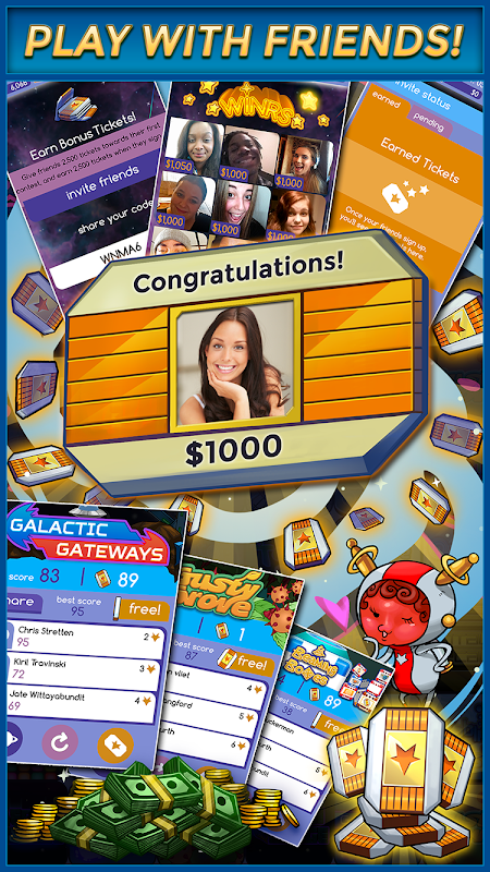 Screenshot Big Time Cash. Make Money Free APK