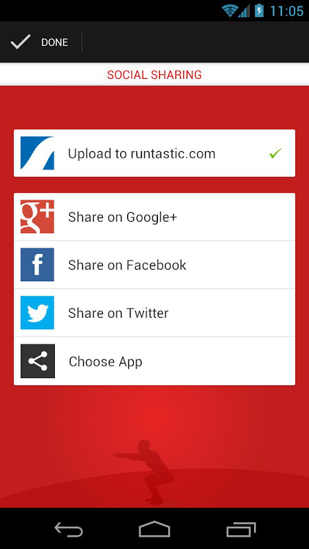 Runtastic Squats PRO Trainer The App Store android Code Lads