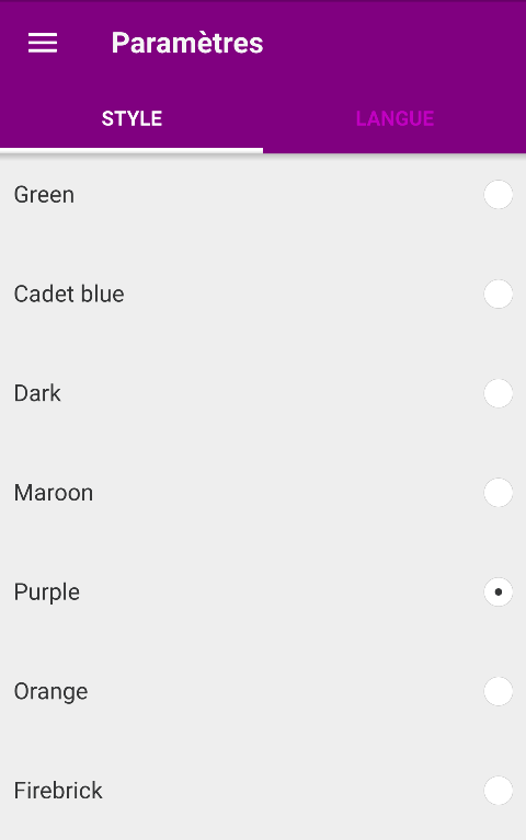 Screenshot M Player+ for android APK