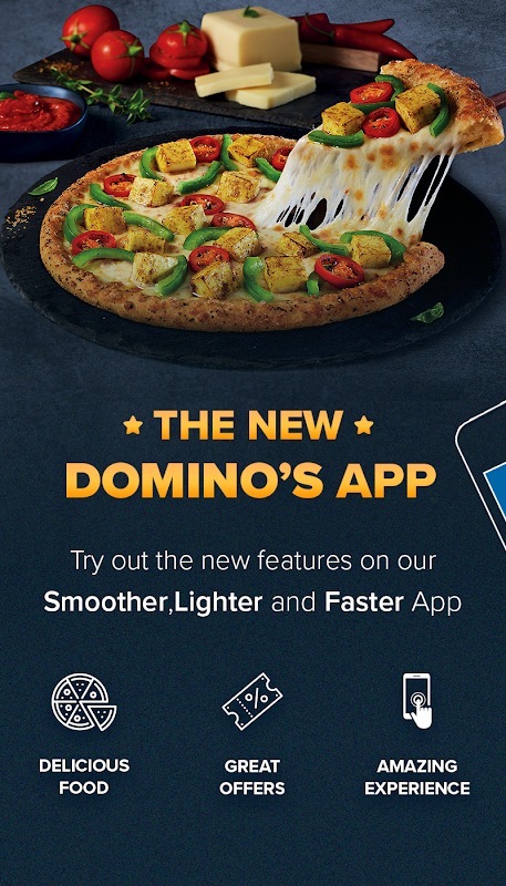 Domino's Pizza Online Delivery The App Store