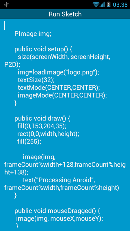 Screenshot Processing Android APK
