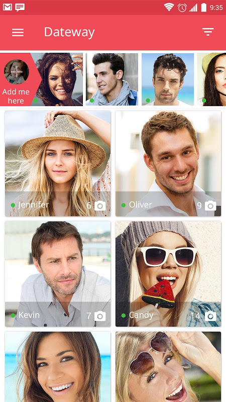 Date Way- Dating App to Chat, Flirt & Meet Singles The App Store