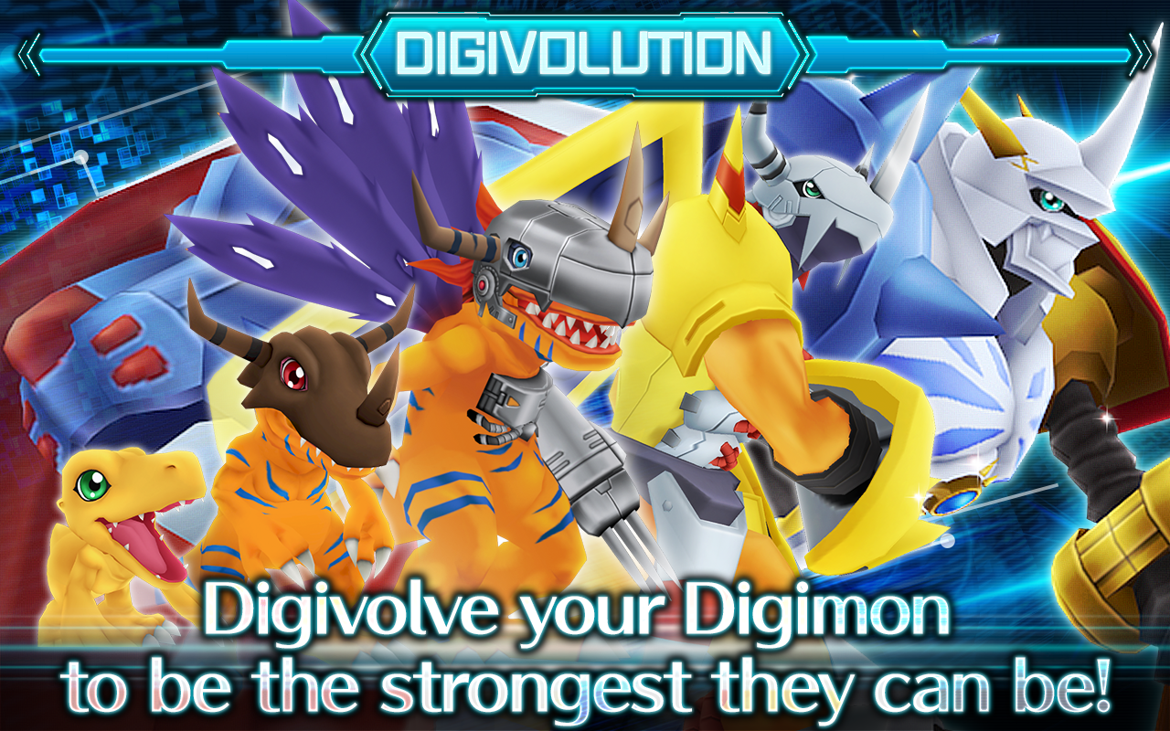DigimonLinks The App Store android Code Lads