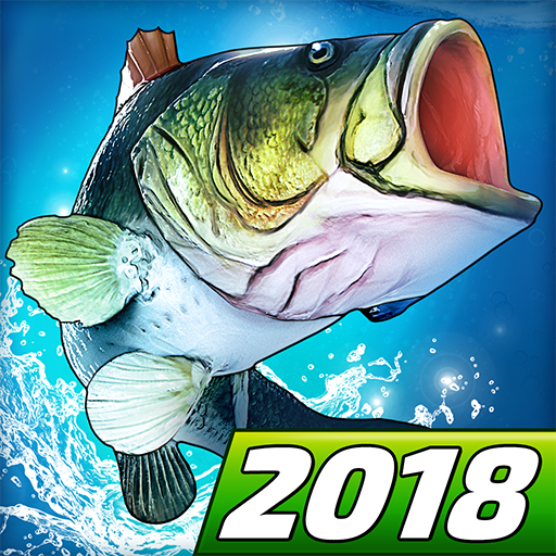 Fishing Clash: Catching Fish Game. Hunting Fish 3D