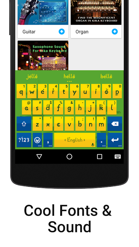 iKeyboard - emoji, emoticons The App Store android Code Lads