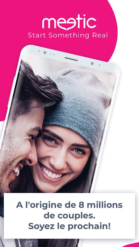 Meetic – Tchattez et rencontrez des célibataires The App Store