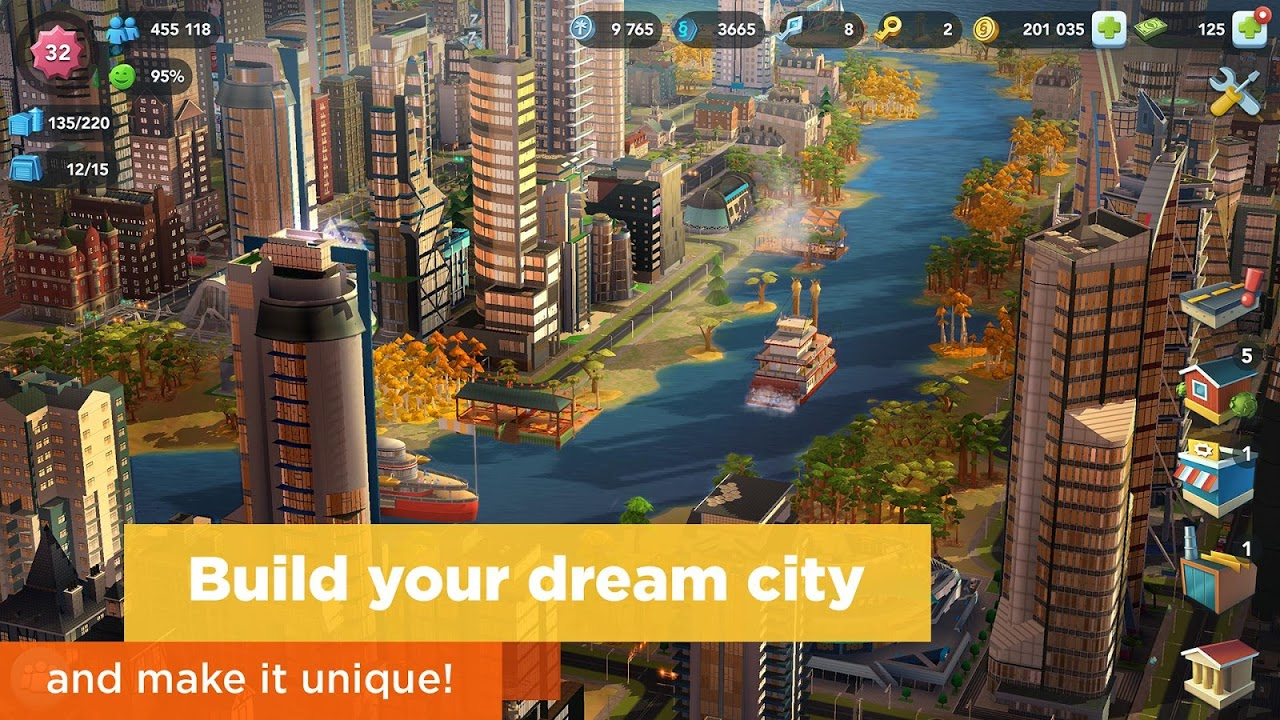 SimCity BuildIt The App Store android Code Lads