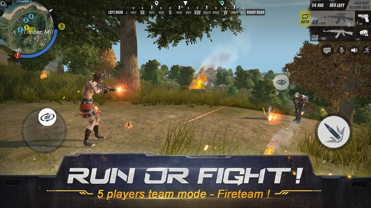 RULES OF SURVIVAL The App Store