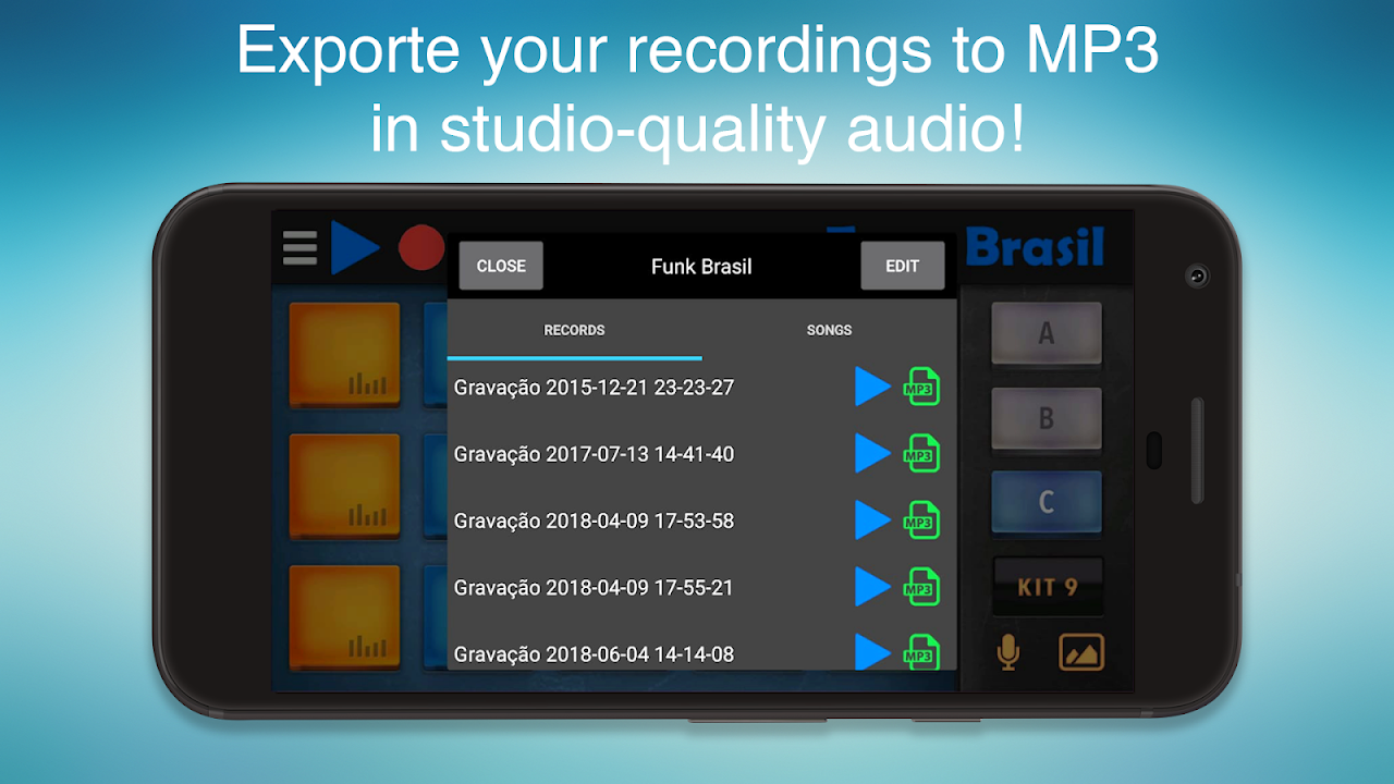Funk Brasil - DJ, Hit me with that beat! The App Store