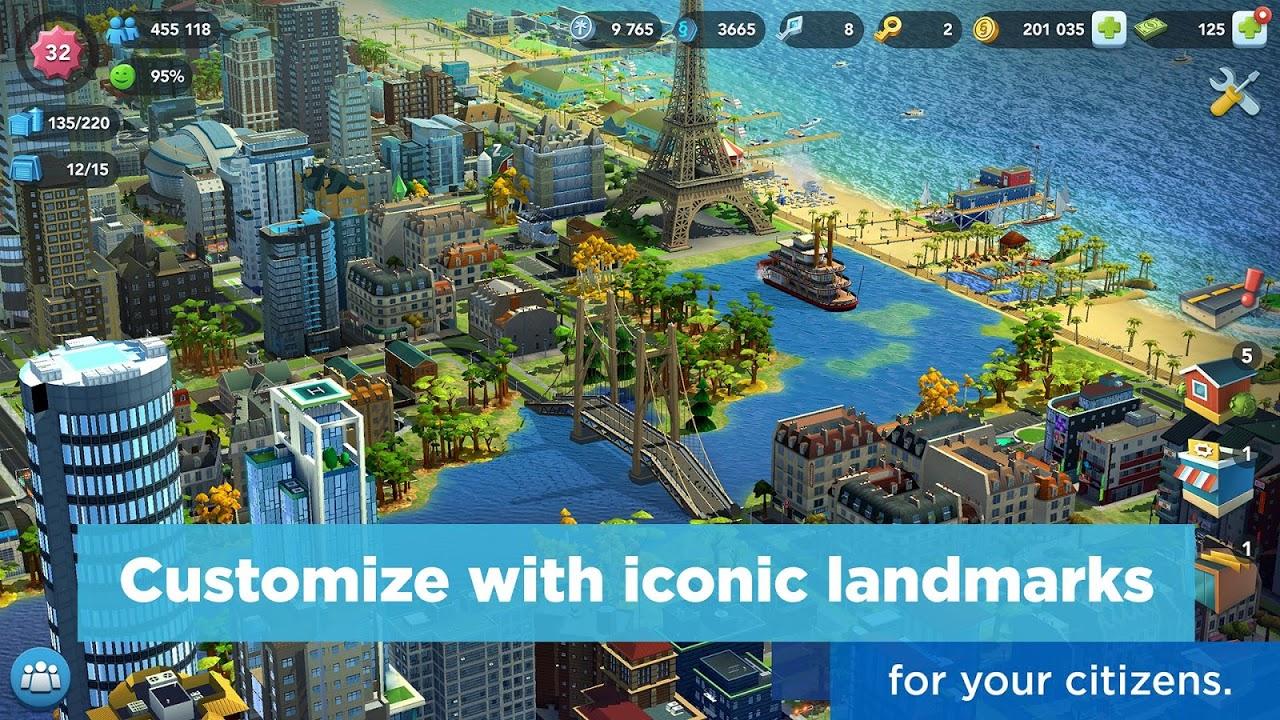 SimCity BuildIt The App Store