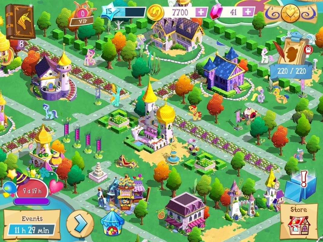MY LITTLE PONY: Magic Princess The App Store