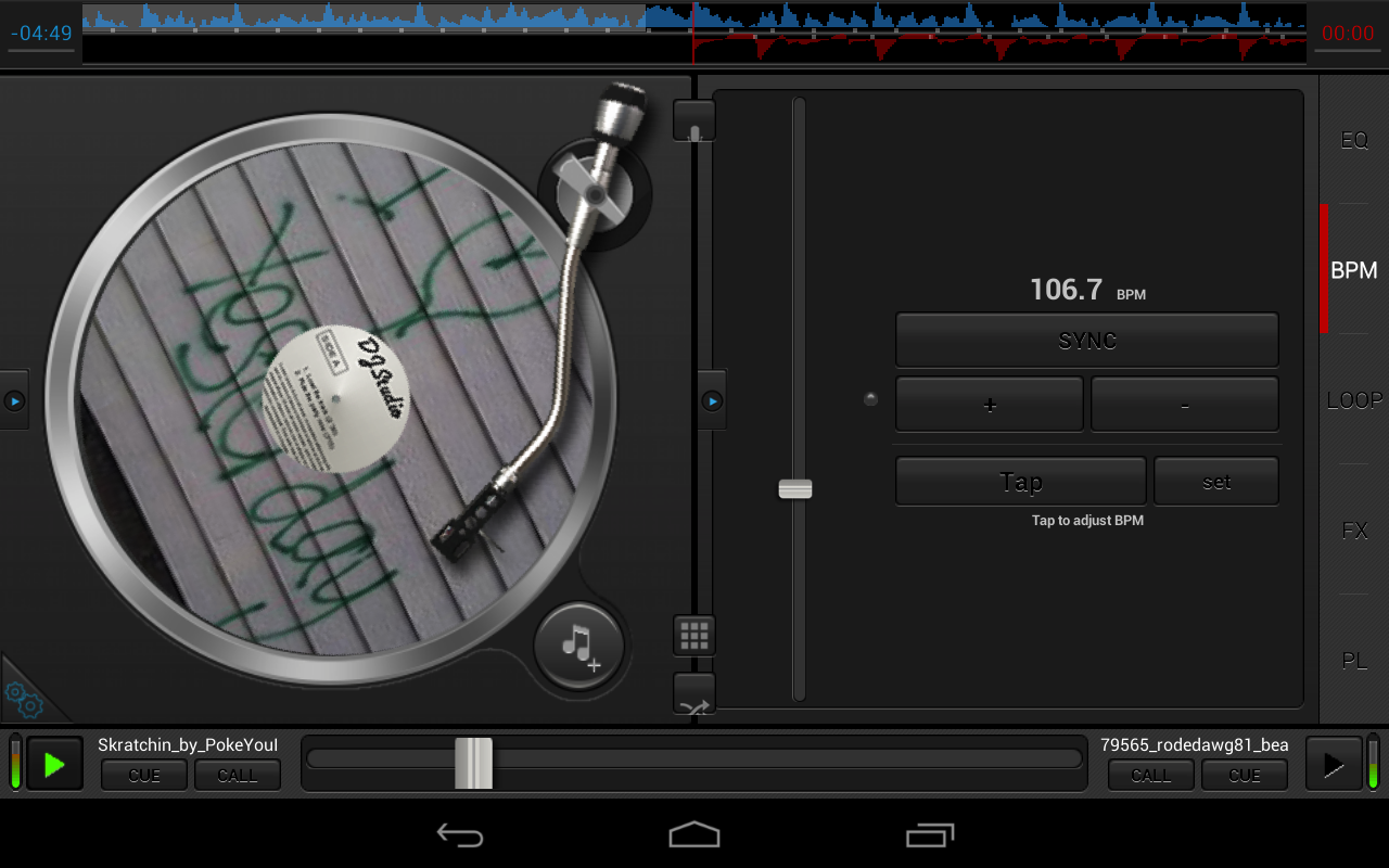 DJ Studio 5 - Free music mixer The App Store
