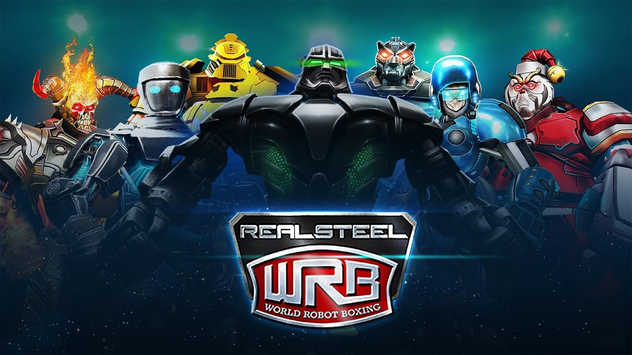 Screenshot Real Steel World Robot Boxing APK