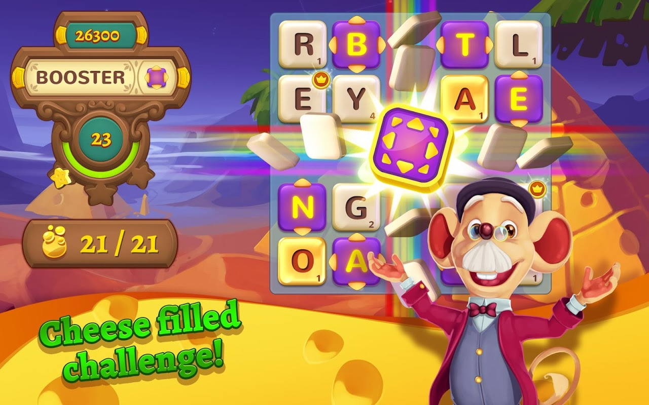 Screenshot AlphaBetty Saga APK