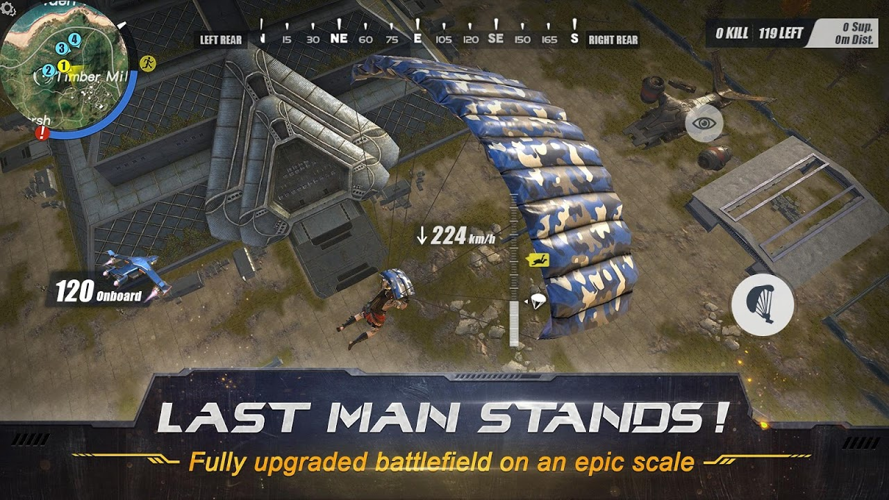 RULES OF SURVIVAL The App Store android Code Lads