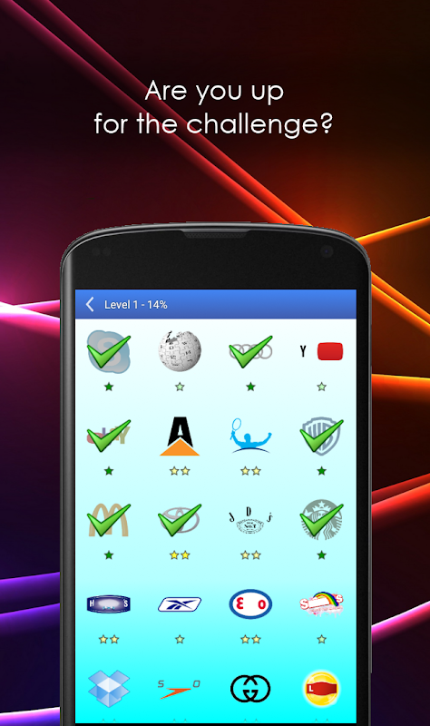 Screenshot Picture Quiz: Logos APK