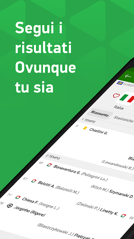 Diretta The App Store