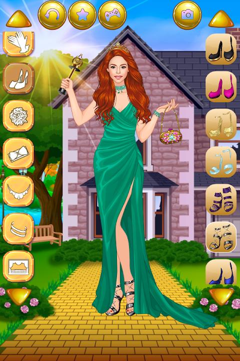 Screenshot Actress Dress Up - Covet Fashion APK