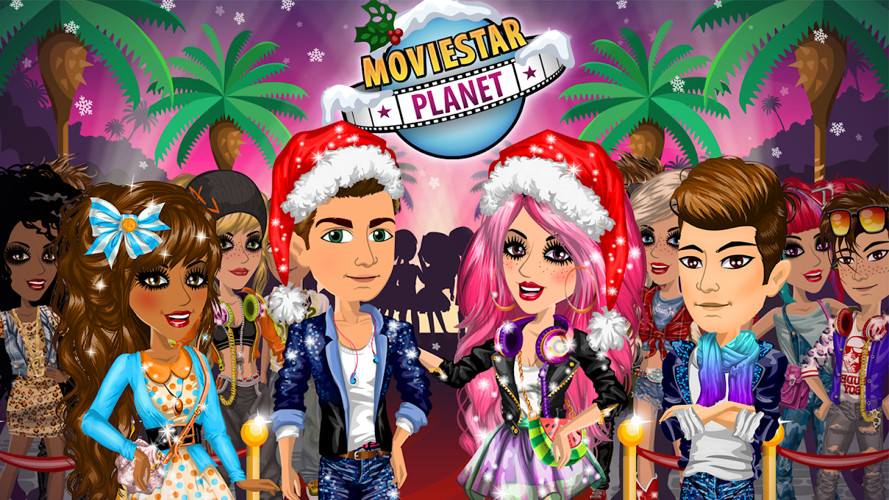 Screenshot MovieStarPlanet APK