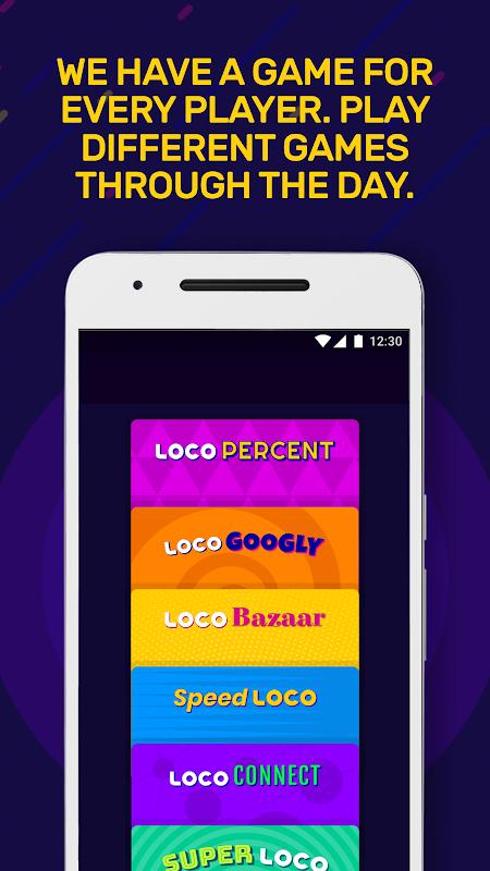 Screenshot Loco - Live Trivia Game Show APK