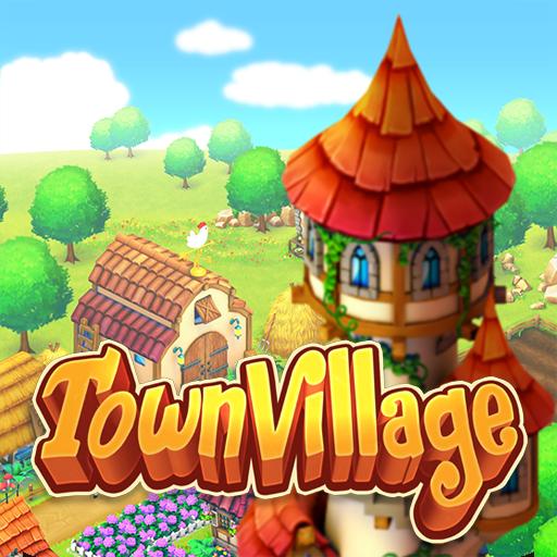 Town Village: Farm, Build, Trade, Harvest City