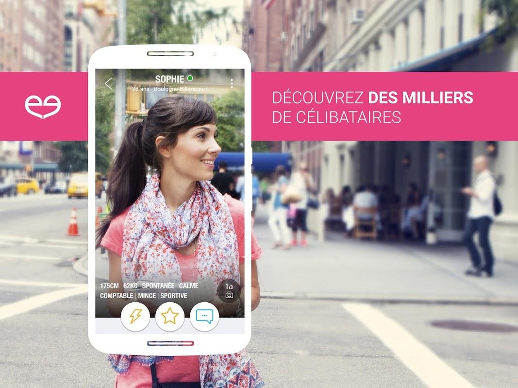 Screenshot Meetic – Tchattez et rencontrez des célibataires APK