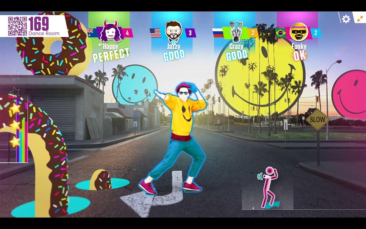 Screenshot Just Dance Now APK
