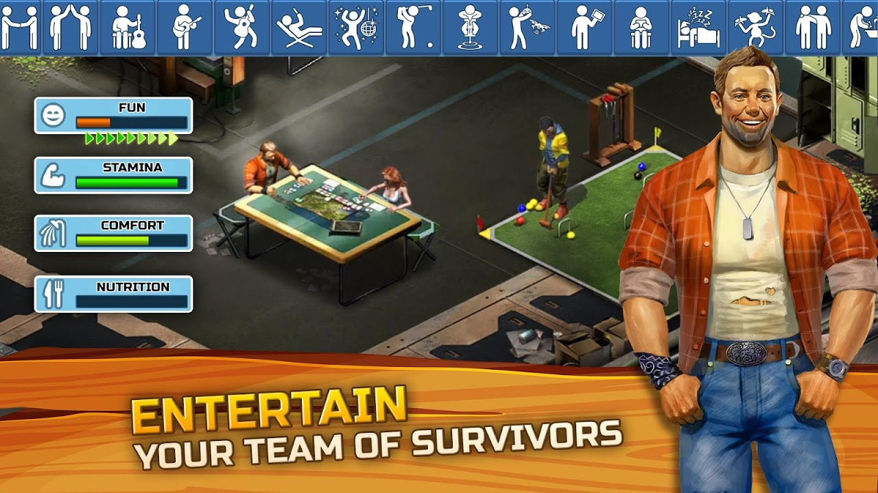 Screenshot Survivors: The Quest® APK