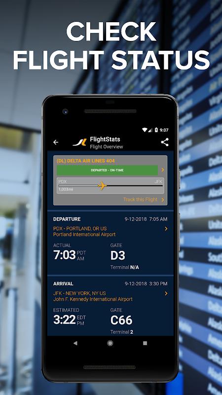FlightStats The App Store