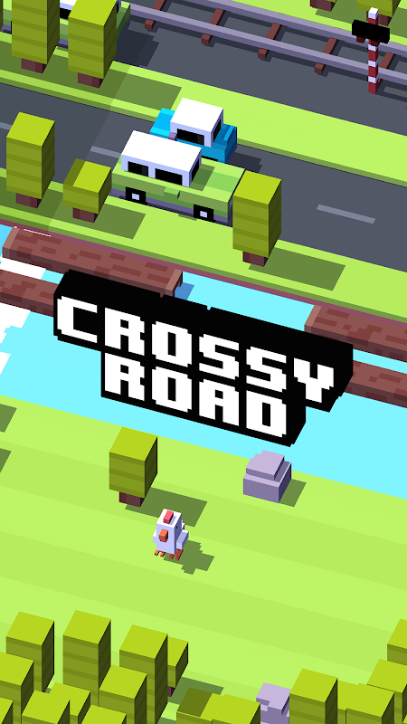 Crossy Road The App Store