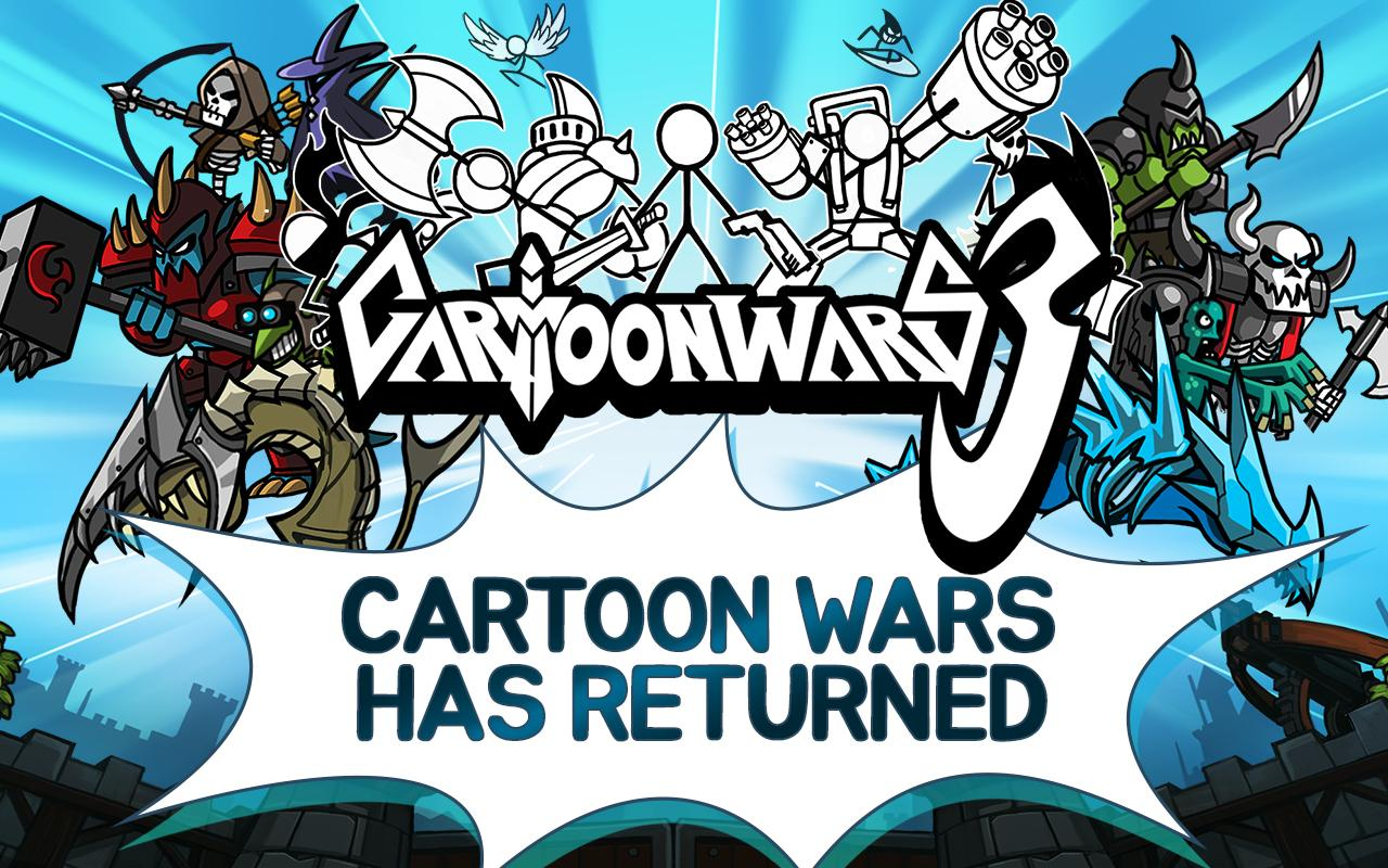 Cartoon Wars 3 The App Store