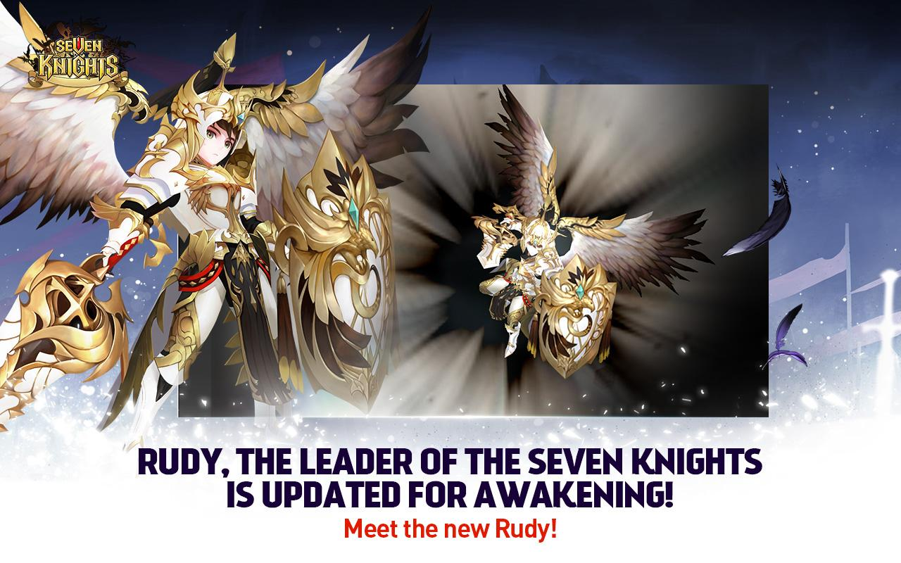 Seven Knights The App Store android Code Lads